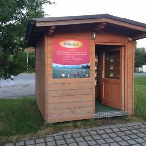 Eierautomat Donisihof